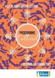 Programme culturel  Saint-Brevin Octobre-décembre 2021