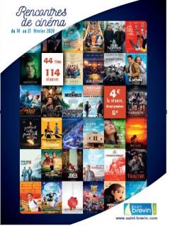 Programme Rencontres de Cinéma 2020