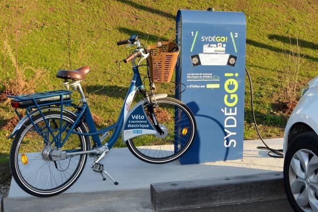 Zusatzleistungen für Fahrräder