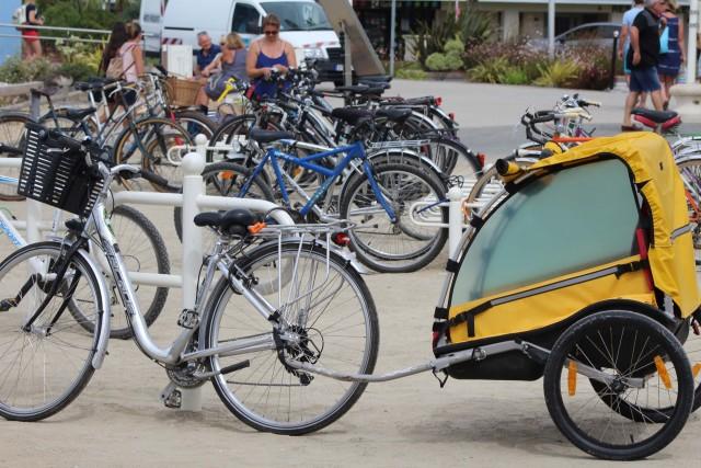 Autour du vélo