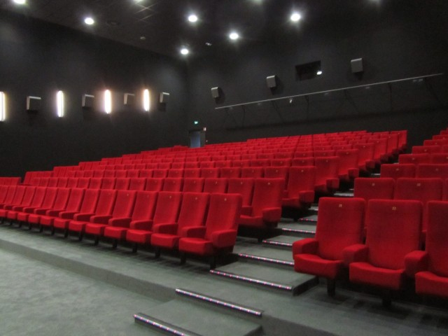 The cinema : rates, schedules