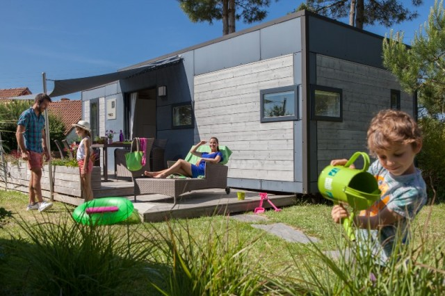 Mobilhomes, chalets
