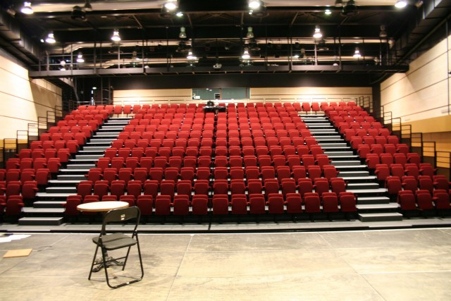 Auditorium rental
