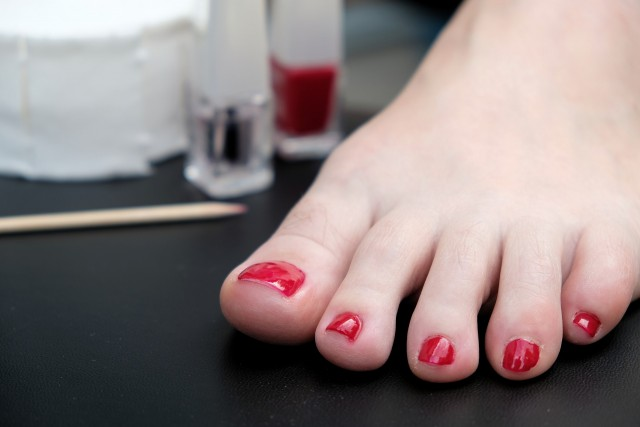 Fußpfleger