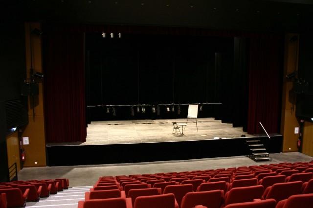 Theater- und Konzertsäle