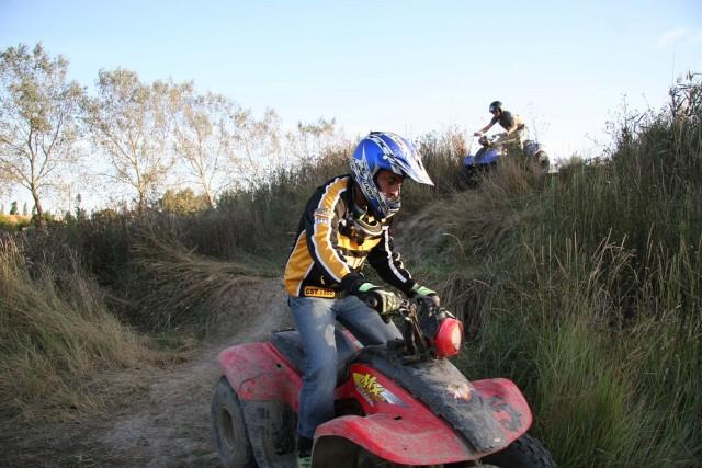 Quad und Elektro-Motorräder