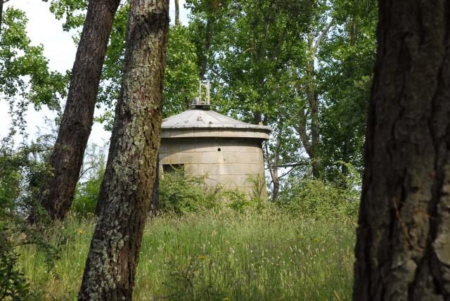 Historic sites, castles