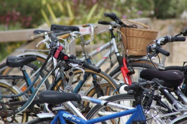 Fahrrad-Ziel