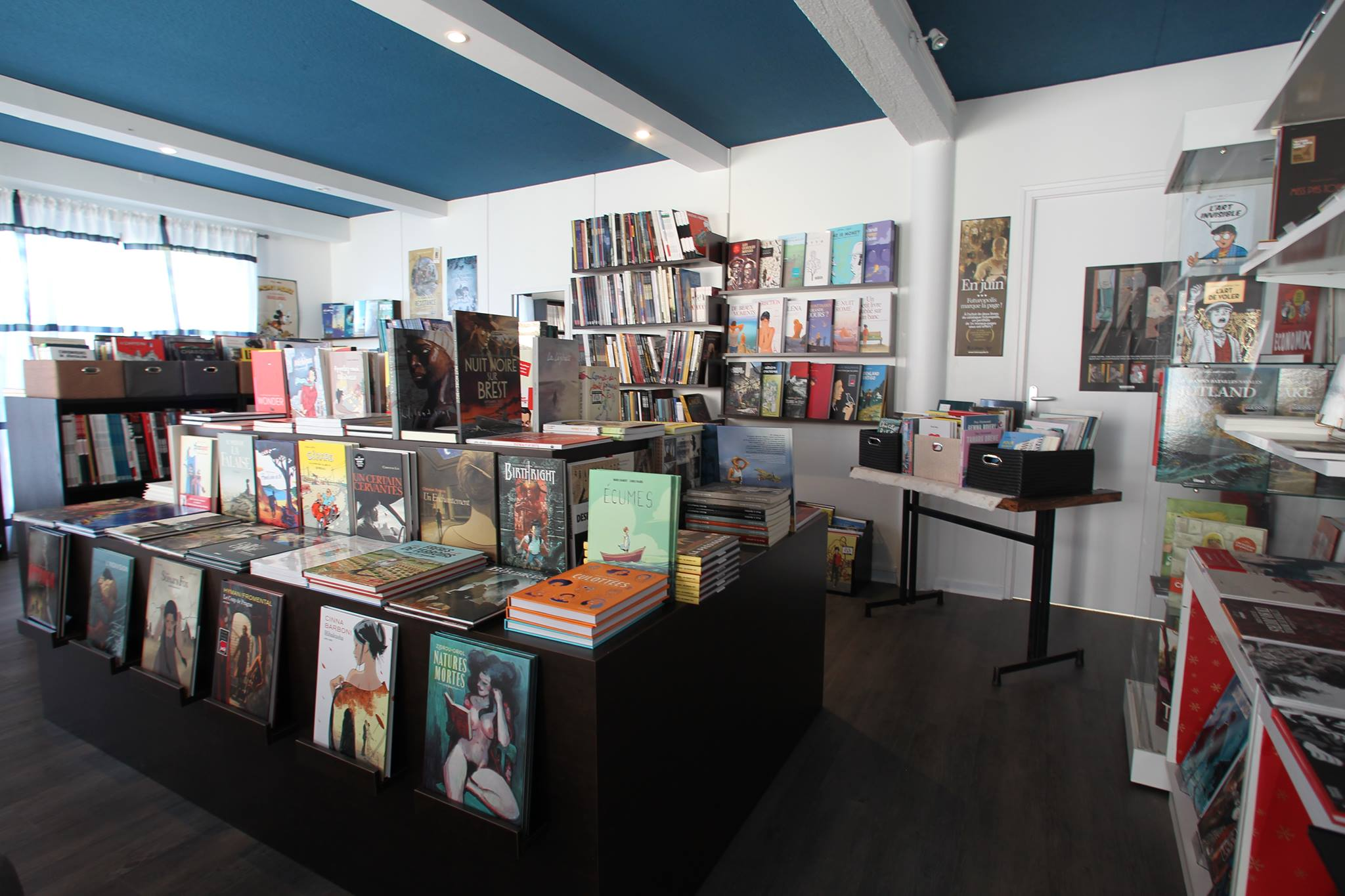 Jardinerie St Brevin Les Pins press, bookstore, gifts