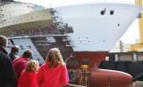 visiteurs-stx-chantiers-navals-st-nazaire-st-brevin-visite-1984
