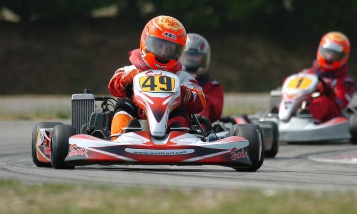 Racing kart jade - Office de tourisme saint michel chef chef ...