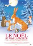 le-noel-petit-lievre-brun-affiche-13460