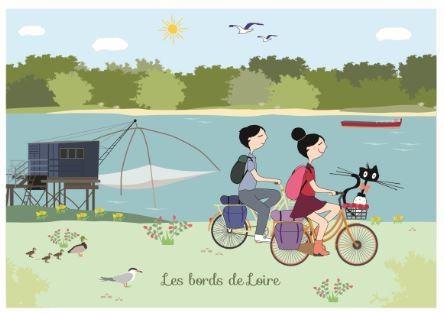 carte-postale-bords-de-loire-st-brevin-paimboeuf-7517