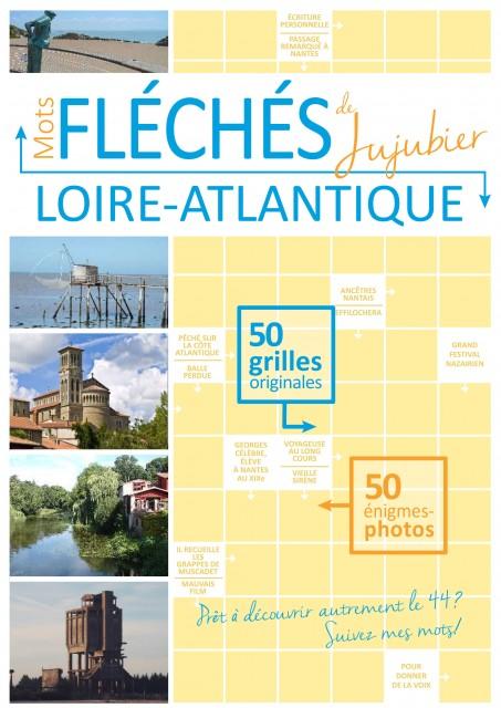 page-de-couverture-Livre mots-fléchés Loire-Atlantique